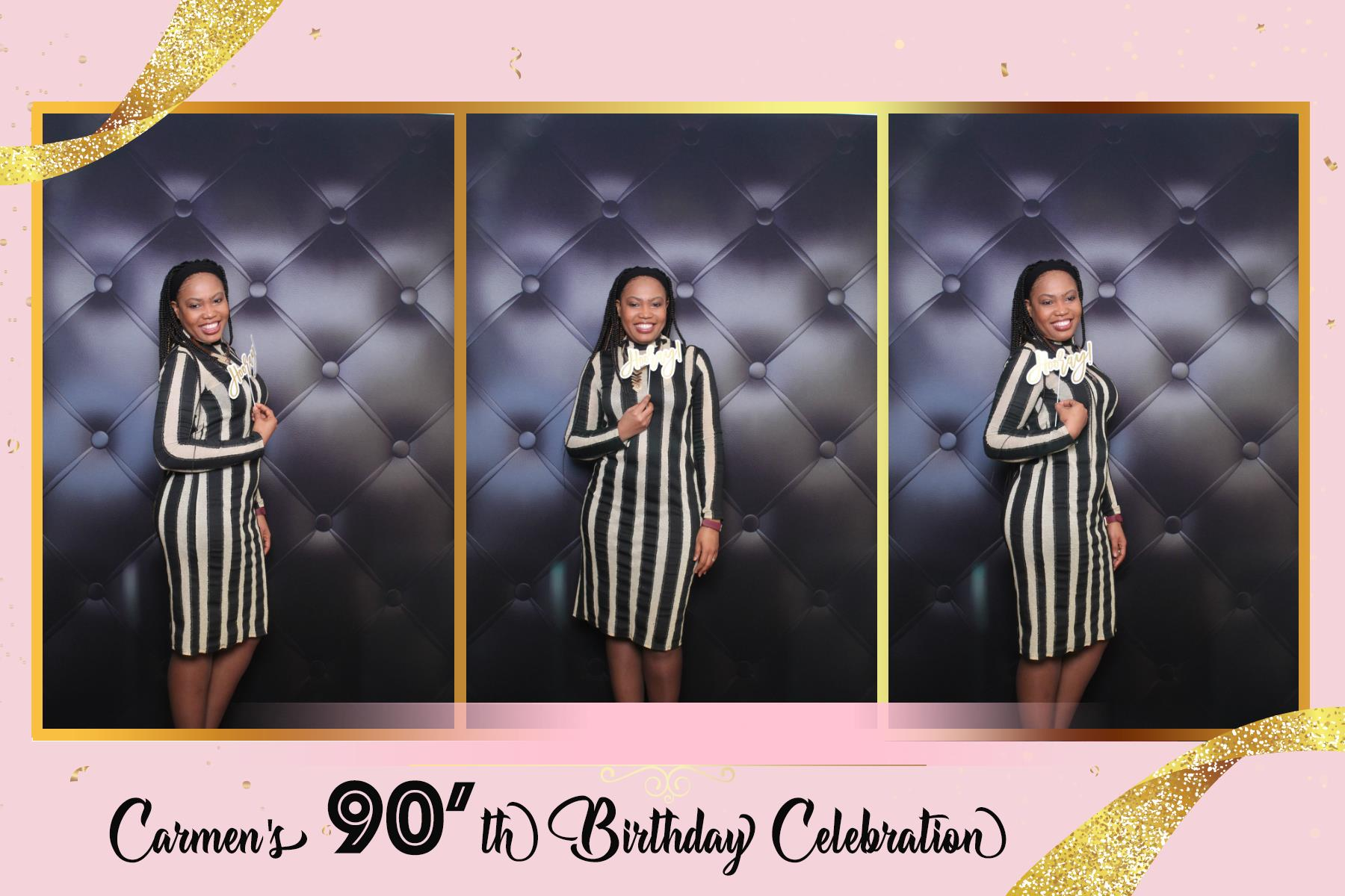Carmen's 90th Birthday Celebration